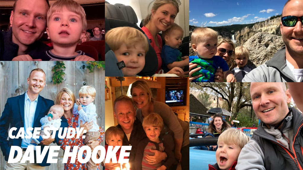 How Dave Hooke Went From a Solo Agent To Out of Production and Doubling His Income!