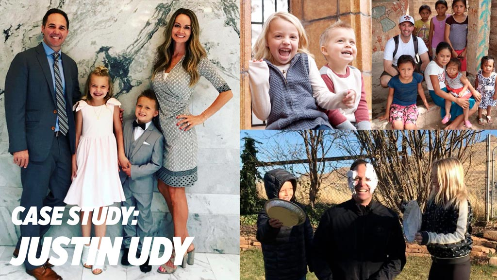 Learn How Justin Udy's Long Term Vision Helped Him to Rapidly Scale His Real Estate Business!