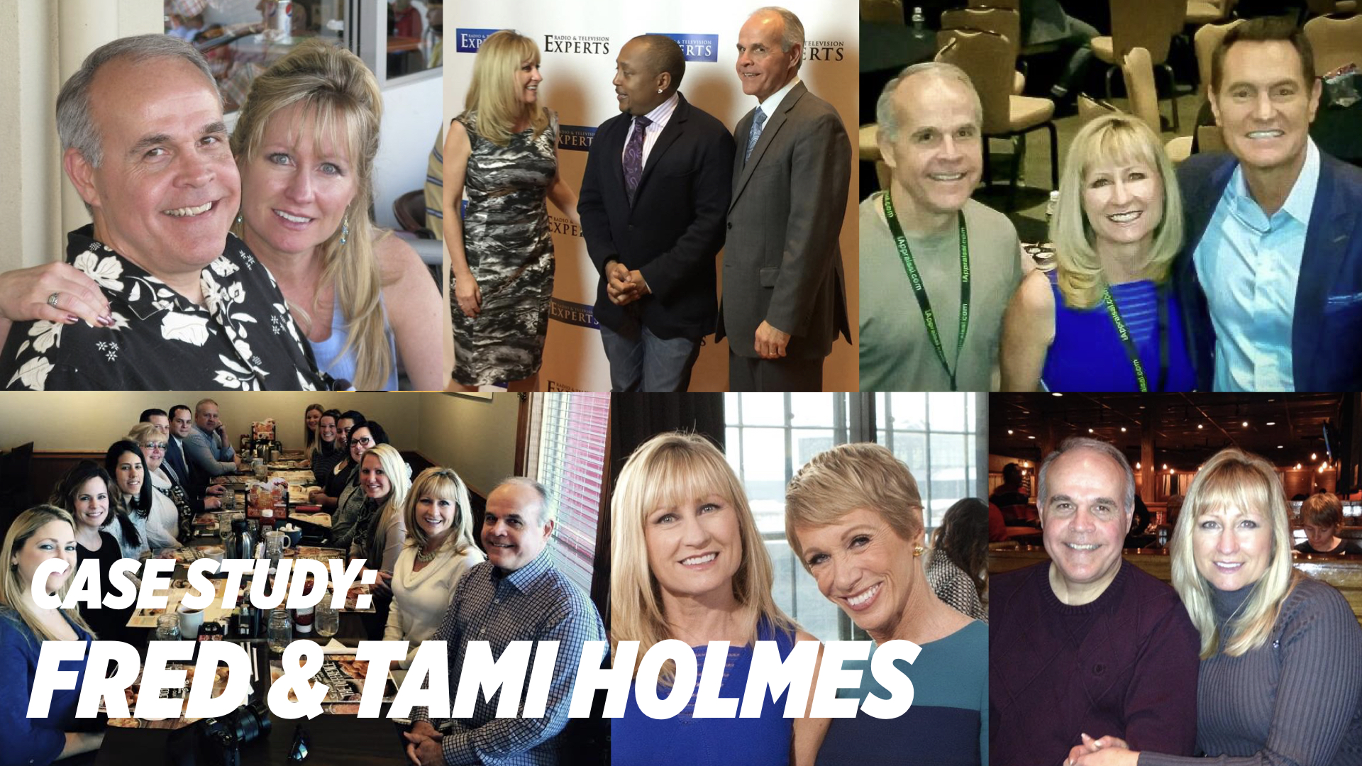 How Fred Holmes built a Successful Team using Proven Systems!