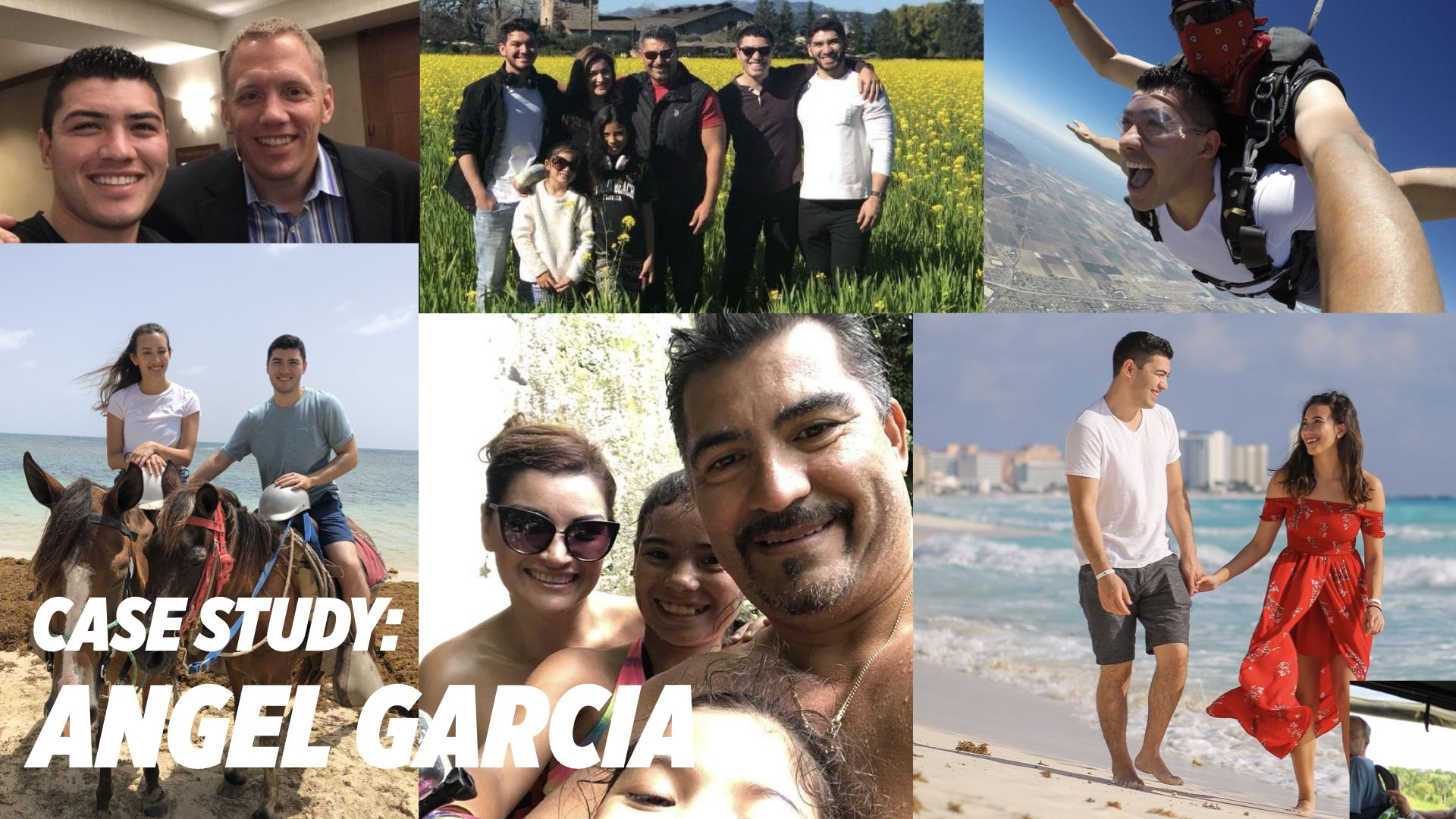 How Angel Garcia Went from $23M to $70M Volume in 3 Years - at 26 Years Old!