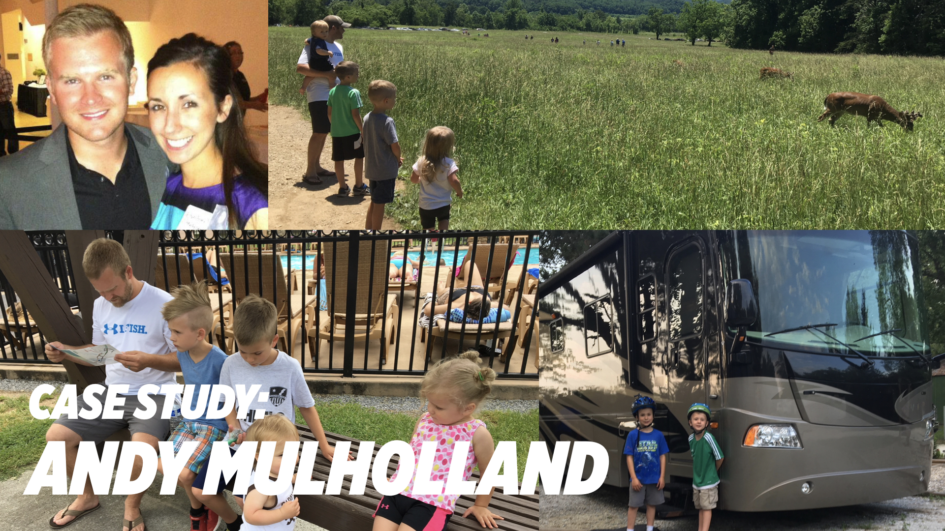 How Andy Mulholland DOUBLED His Transactions and TRIPLED His Team!