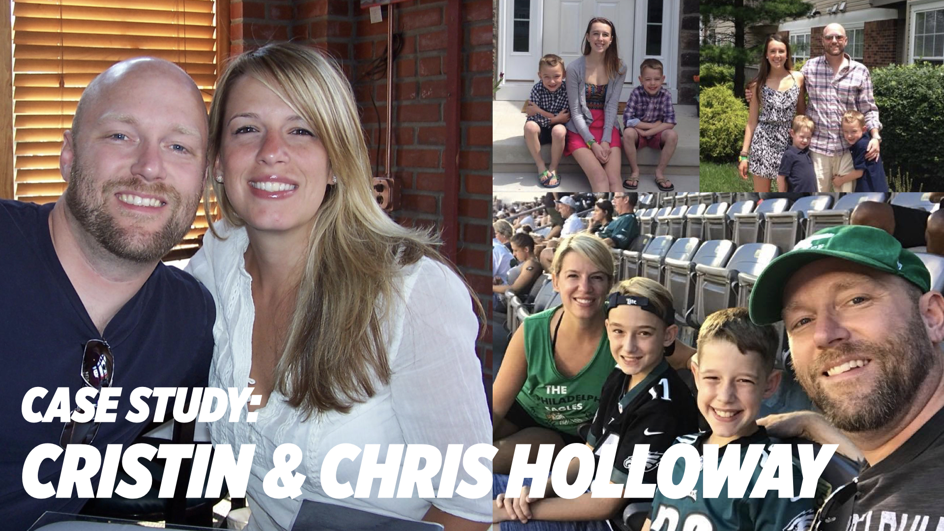 How Cristin & Chris Increased Their Income While Massively Reducing Their Hours!