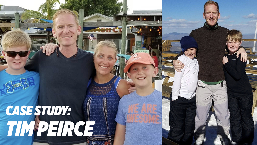 How Tim Peirce suspended disbelief and made the shift from Agent to Owner!